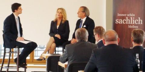 Julien Backhaus Im Gespräch mit Eva Herman und Andreas Popp